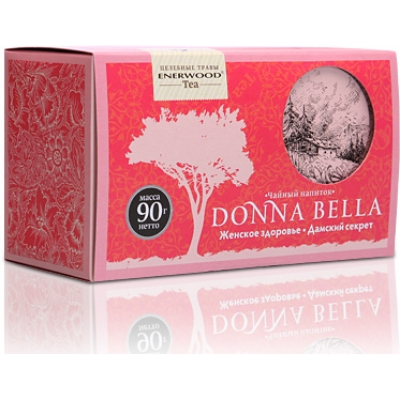 Donna Bella Enerwood Tea